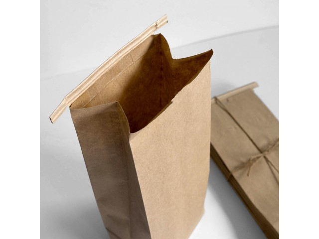 Retail Coffee Bag (Brown) 1kg