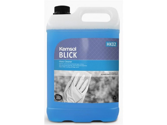 Blick Glass Cleaner 5L (HK02)