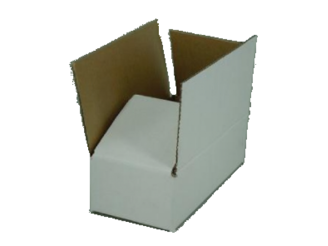 Business Card Box White Board