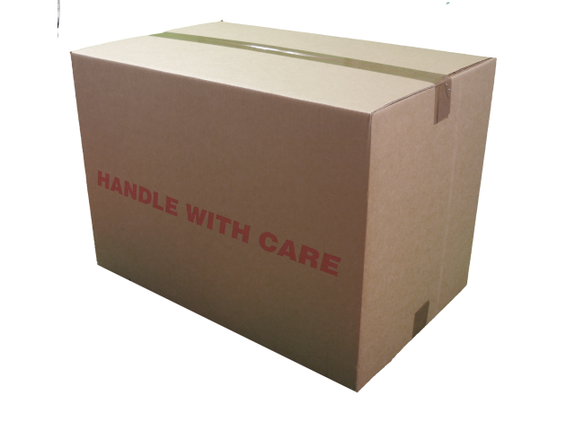 Handle with Care Z  Carton