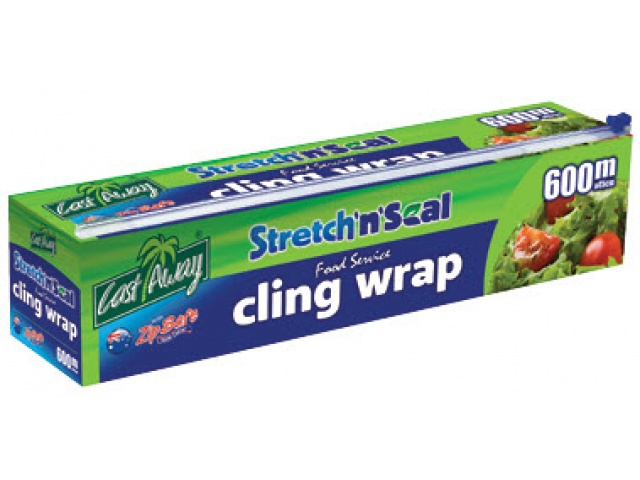 Stretch n' Seal Foodservice Cling Wrap In Dispenser