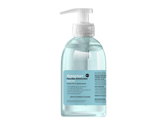 Hypaplus+ NZ Made Hand Sanitizer - 500ml