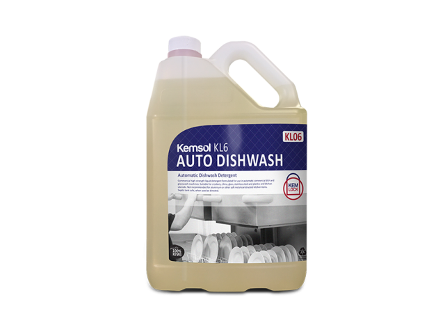 KL6 Machine Dishwash Detergent 5L