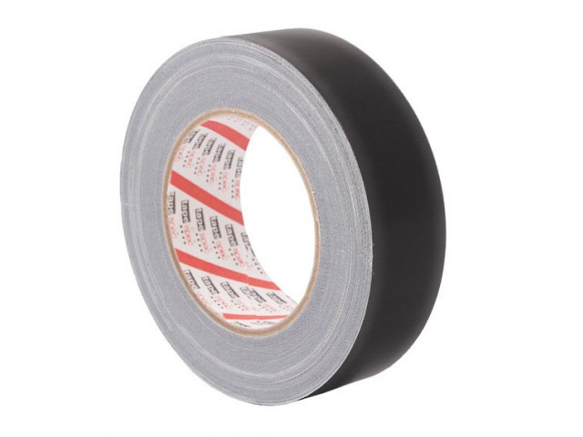 Multi Purpose (BLACK) Cloth Tape 48mm x 30m Roll