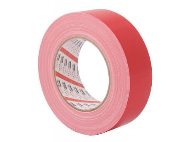 Multi Purpose (RED) Cloth Tape 24mm x 30m Roll