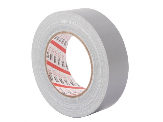 Multi Purpose (SILVER) Cloth Tape 48mm x 30m Roll