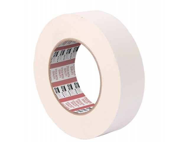 Multi Purpose (WHITE) Cloth Tape 24mm x 30m Roll