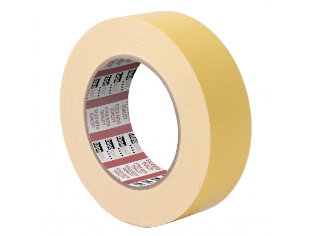 Multi Purpose (YELLOW) Cloth Tape 24mm x 30m Roll