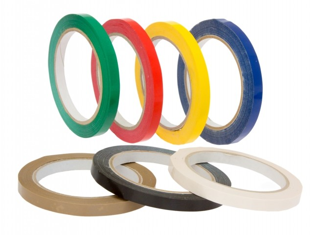 Bag Sealing Tape IP400 Yellow