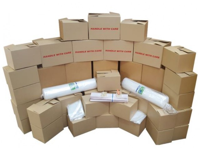 Large House Moving Pack - various items