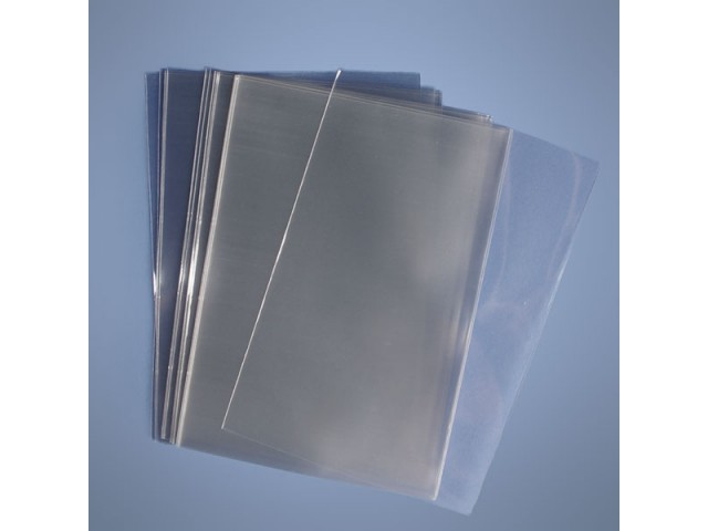 No 8 Flat Cellophane Bags Pack/100