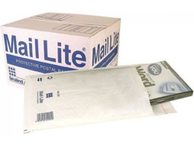 Jiffy Mail Lite Mailer Bags No 1 EACH