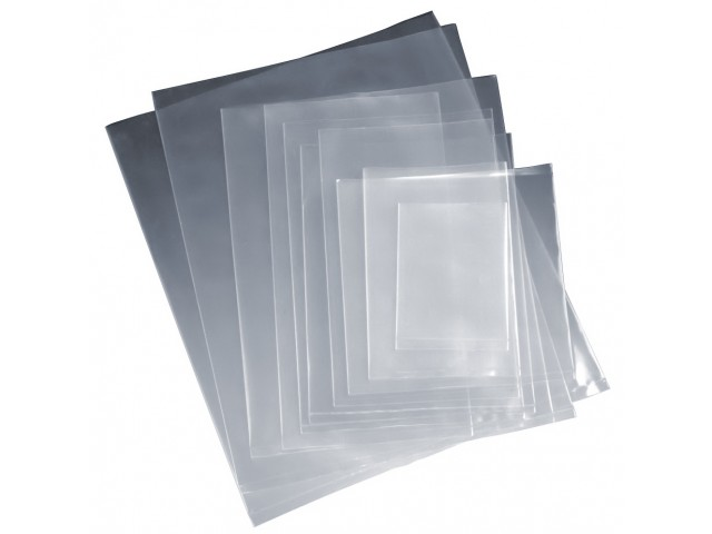 Plain Polybags 35mu (Pack/250)