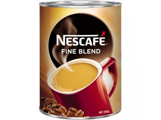 Nescafe Instant Fine Blend Coffee 500g