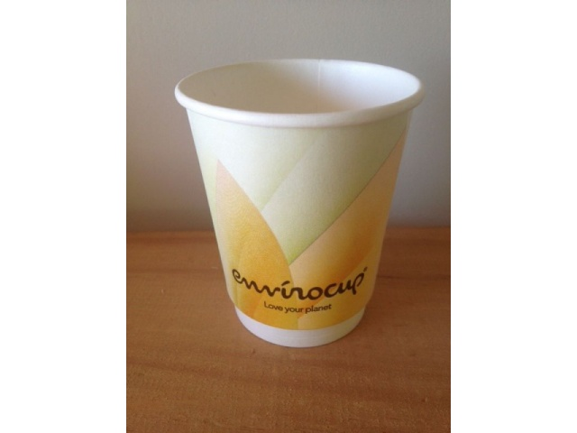 Coffee Cup 12oz PLA  Double Wall