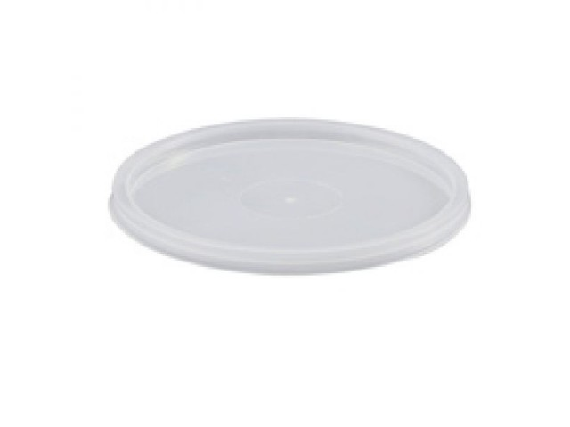Clear Flat Lid for Deli Containers