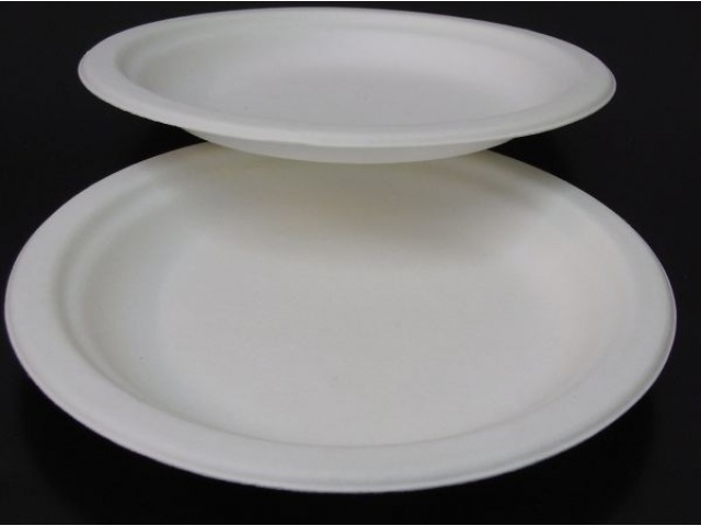 "Biodegradable 7"" Plates"