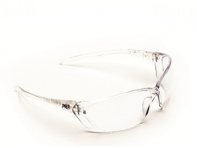 Safety Glasses Richter Clear Anti-Fog (6300 Series)