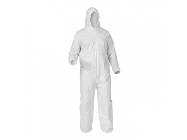 Overalls Kleenguard Disposable White