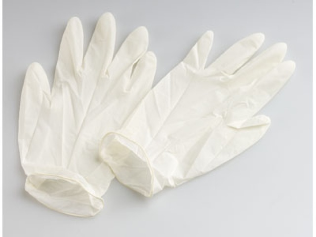 Gloves Hytec Latex Clear Extra Large 95/Pkt
