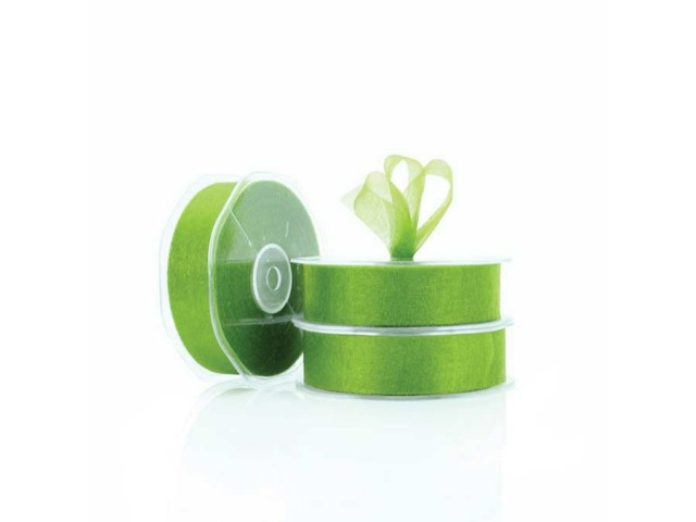 Chiffon Ribbon Avocado