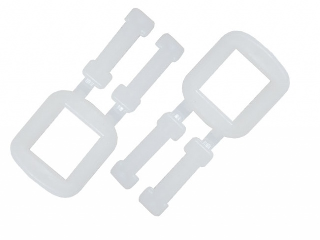 BUCKLES for Plastic Strapping 19mm (Box 1000)