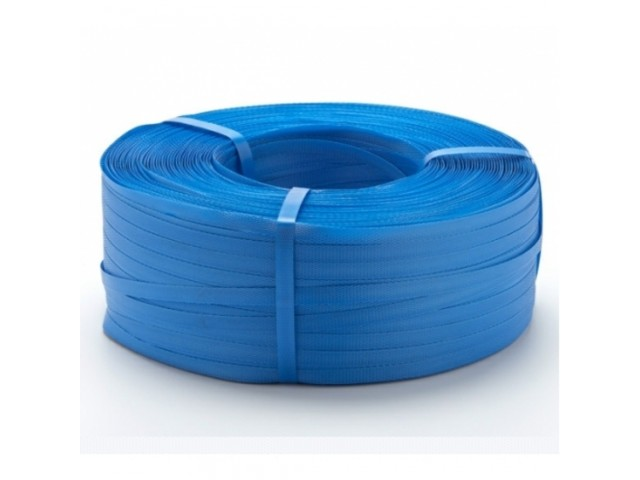 Hand Strapping Blue
