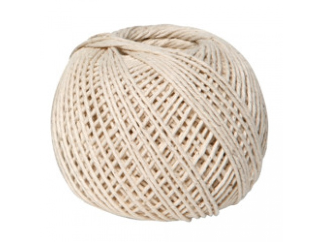 String Cotton 60g Balls 75m/Ball