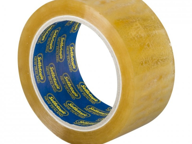 Packing Tape Sello 1503 Vinyl Clear