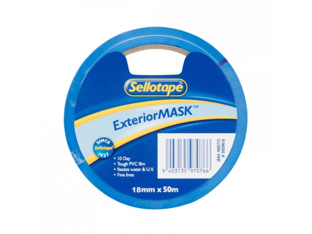 PVC Masking Tape Sello 5850 Super Blue