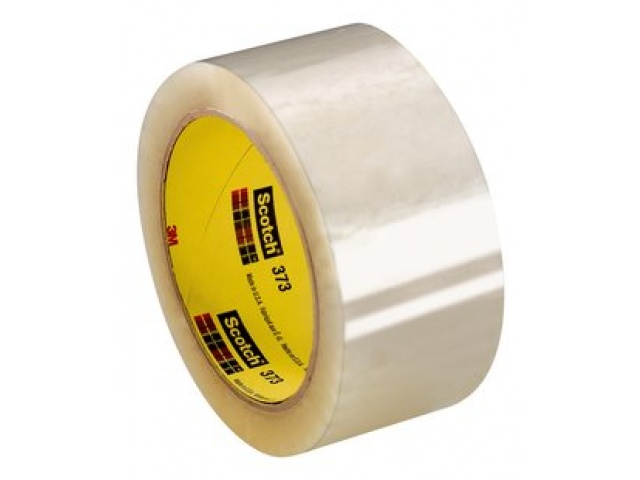Packing Tape 3M 373 Prem Clear