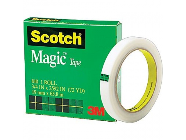 Scotch Magic Tape 810