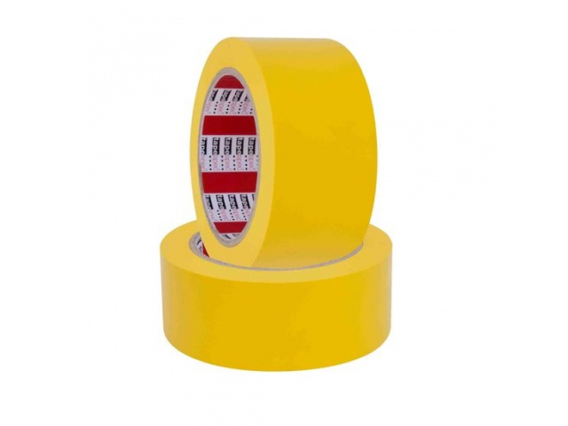Tape Yellow PVC TS 0008 120x30m