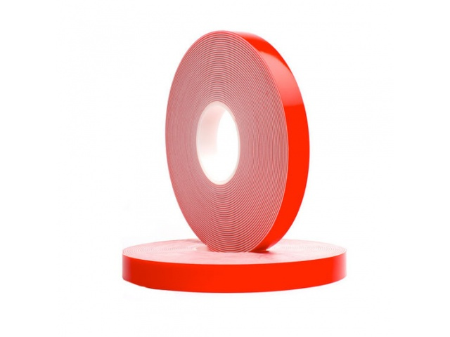 UHB Tape TS 1901 D/S Acrylic 1.1mm Thick Clear