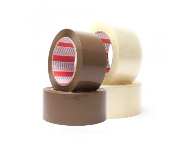 High Performance Packing Tape Clear Freezer Grade (0990)