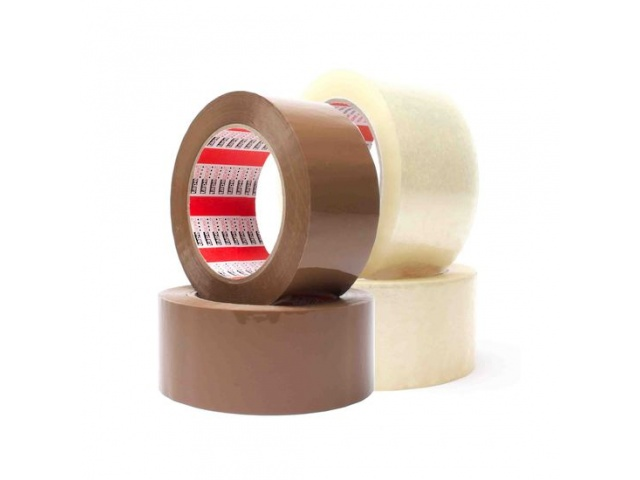 Low Noise Brown Premium Acrylic Packing Tape