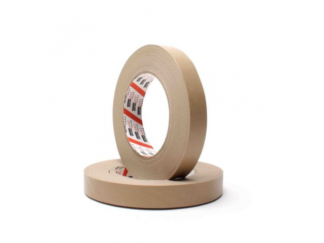 Prem Flatback Brown Paper Tape