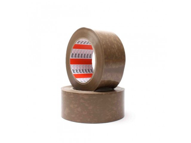 Prem Vinyl Brown Packaging Tape FPV2