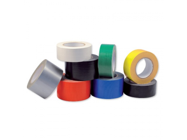 Cloth Tape IP160 70 Gauge Black