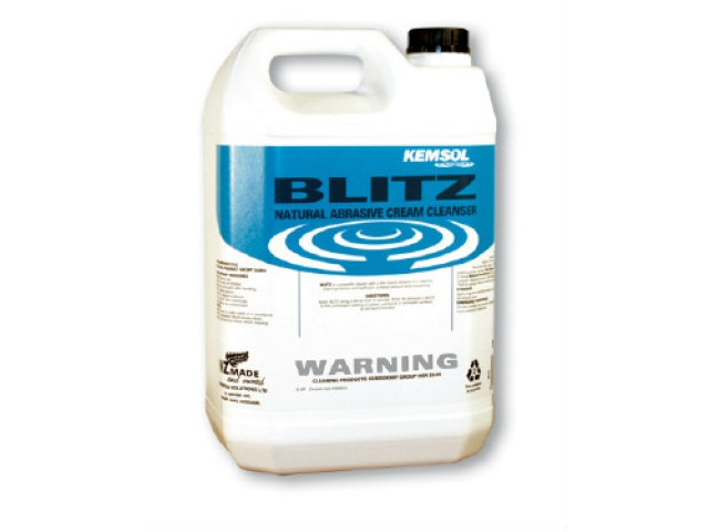 Blitz Liquid Scouring Cream