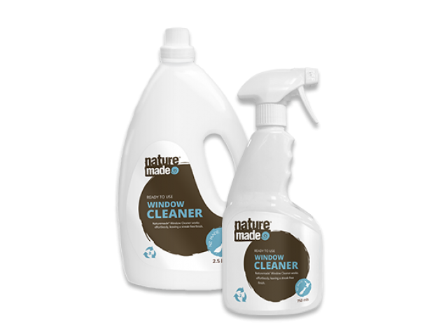 NatureMade Window and Glass Cleaner (750ml Spray Bottle)