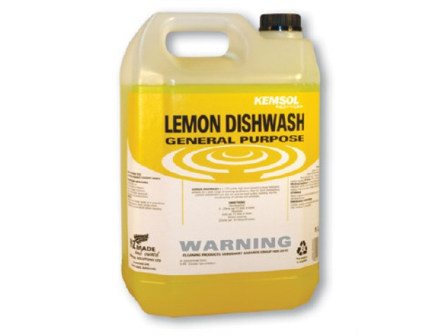 Lemon Dishwash Detergent