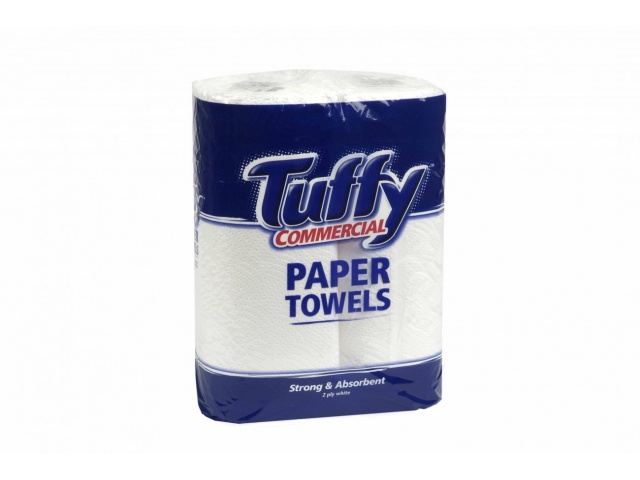 Paper Towels Tuffy Commercial Twinpack